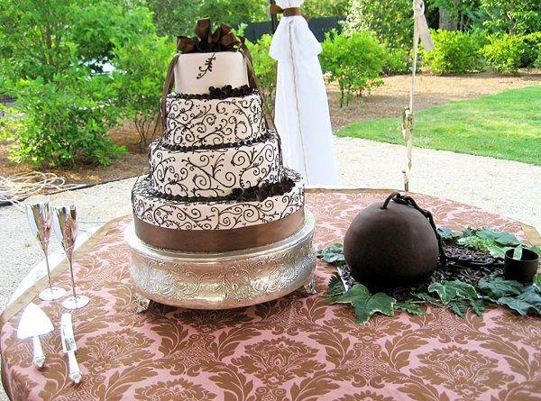 Wedding Cakes In Lawrenceville Ga